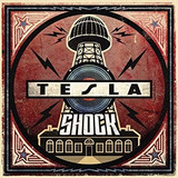 Cd Tesla shock  new Album Hard Rock 2019