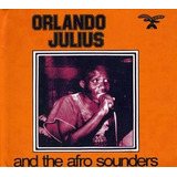 Cd The Afro Sounders Orlando Julius And The Afro Sounders Im