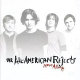 Cd The All-american Rejects Move Along(import)lacrado