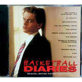 Cd The Basketball Diaries  Diários De Adolescente  Impecável