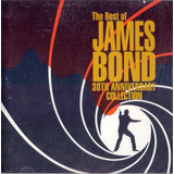 Cd The Best Of   James Bond   30th Anniversary   Collection