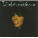 Cd The Best Of Donna Summer Importado Disco Funk Dance