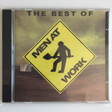 Cd The Best Of Men At Work  1996  Colin Hay