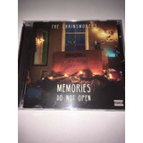 Cd The Chainsmokers - Memories Do Not Open