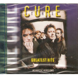 Cd The Cure   Acoustic Versions   Novo