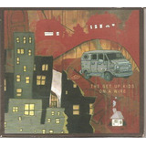 Cd The Get Up Kids - On A Wire (2002)indie Rock Emocore-novo