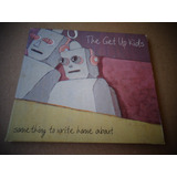 Cd The Get Up Kids - Something To Write Home About