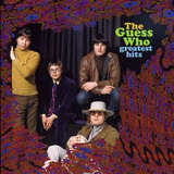 Cd The Guess Who - Greatest Hits (nacional)