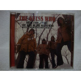 Cd The Guess Who- These Eyes & More: Best Of The Guess Who