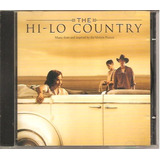 Cd The Hi lo Country  tso   Willie Nelson Beck Hank Williams