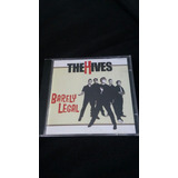Cd The Hives   Barely Legal