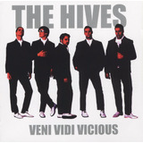 Cd The Hives   Veni Vidi Vicious   Original novo