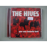 Cd The Hives   Your New Favourite Band