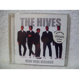 Cd The Hives  Veni Vidi Vicious