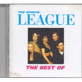 Cd The Human League   The Best Of   Novo
