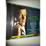 Cd The Living Daylight 18 James Bond Film Themes