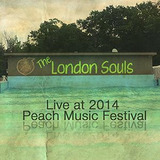 Cd The London Souls Live At Peach Music Festival 2014