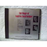 Cd The Magic Of Andrew Lloyd Weber  importado Da Inglaterra