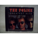Cd The Police  Greatest Hits