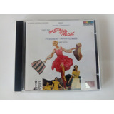 Cd The Sound Of Music Julia Andrews Trilha Sonora