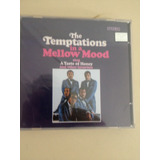 Cd The Temptations And The Melow Moods Sunga Taste Of Honey