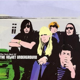 Cd The Velvet Underground   The Very Best   Novo