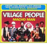 Cd The Village People Macho Man  4 Mixes  Importado