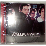 Cd The Wallflowers   Red Letter Days    promoção