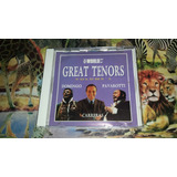 Cd The World Of Great Tenors Vol  2 Original