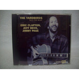 Cd The Yardbirds  Blue Eyed Blues  Clapton  Page & Beck