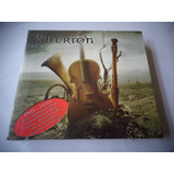 Cd Therion - The Miskolc Experience 2 Cds+dvd (lacrado)