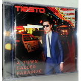 Cd Tiesto - A Town Called Paradise