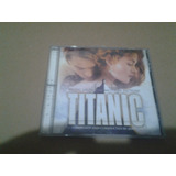 Cd Titanic   Music From The Motion Picture Ost