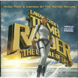 Cd Tomb Raider   The Cradle Of Life   Trilha Sonora   Rodox
