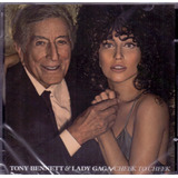 Cd Tony Bennett E Lady Gaga   Cheek To Cheek   Novo