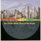 Cd Tribo De Jah   Love To The World Peace To The People