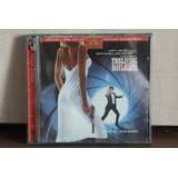 Cd Trilha 007 The Living Daylights Deluxe Edition  achados