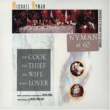 Cd Trilha Cook The Thief His Wife And Her Lover  Mich  Nyman