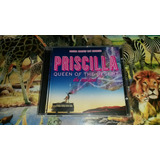 Cd Trilha Sonora Priscilla Queen Of The Desert Raríssimo