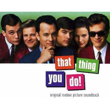Cd Trilha The Wonders   That Thing You Do