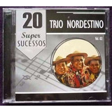 Cd Trio Nordestino   20 Super Sucessos Vol  2