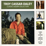 Cd Troy Cassar daley Classic Album Collection  Importado