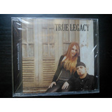 Cd True Legacy Erica Humber Violino Hello Jeremy Camp