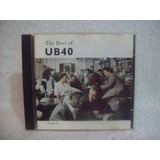 Cd Ub40  The Best Of  Volume One