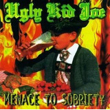 Cd Ugly Kid Joe Menace To Sobriety   Usa