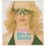 Cd Ultra 80 s Vs Electro   Duplo = Tears For Fears   Selway