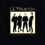 Cd Ultravox Extended A Collection Of 12  Remixes   Uk