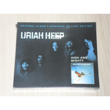 Cd Uriah Heep   High And Mighty  expanded Remaster   8 Bônus
