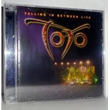 Cd Usado Toto Falling In Between Live    Toto