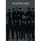 Cd Various Artists 2011 Yg Family Concert Live    Various